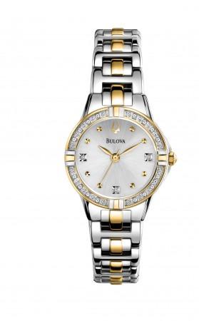 Ladies Bulova Diamond Collection