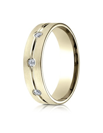 14k .12 ct yellow gold mens designer ring