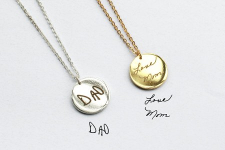 Cherished Notes Collection Pendant