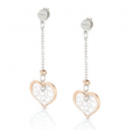 Romantica Earrings w/ 18k Overlay