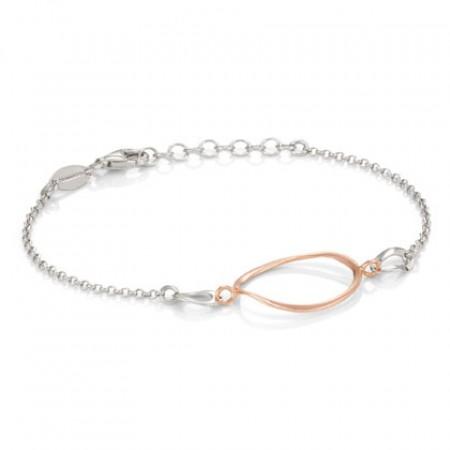 Desideria Bracelet w/ rose gold