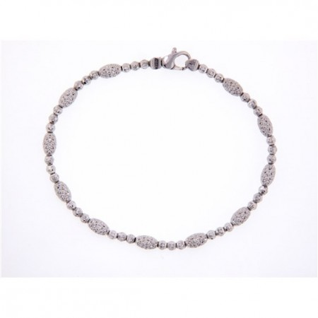 .925 Gothic mars collection Bracelet