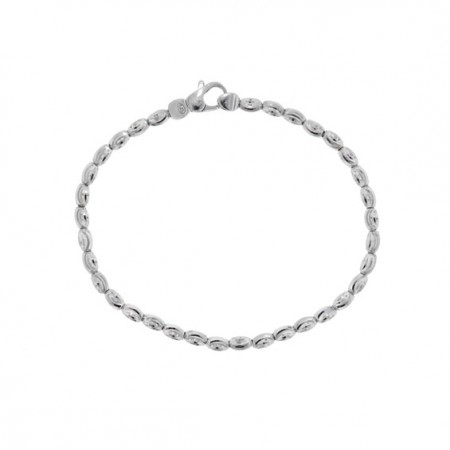 .925 Oval Moon Collection Bracelet