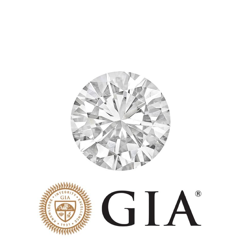 2 01 Ct Loose Round Diamond Quot G Quot Color Quot Si1 Quot Clarity Gia