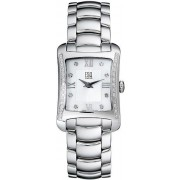 ESQ by Movado Ladies Watch Verona Silver Dial w/ Diamonds