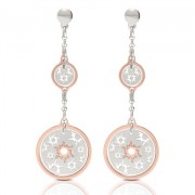 Sorrento Earrings With Sun