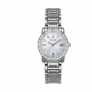 Ladies Bulova Diamond Highbridge Collection