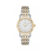 Ladies Bulova Diamond Thin Series