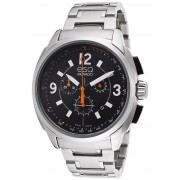 ESQ by Movado Mens Stainless Steel Excel Chronograph Men's Watch