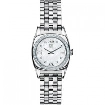 ESQ by Movado Ladies Hampshire Mother Of Pearl Diamond Watch