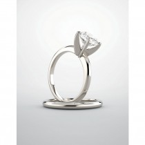 Classico engagement ring setting