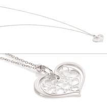 Romantica Pendant w/ Heart