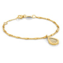 Gold Plated Laila bracelet