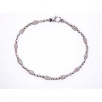 .925 Gothic mars collection Bracelet