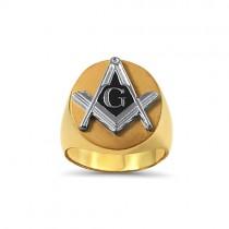 Oval Mason Ring
