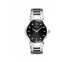 Mens Bulova Diamond