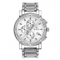Mens Bulova Diamond Highbridge Collection