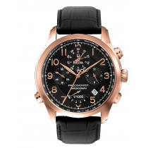 Mens Bulova Precisionst Wilton Chronograph Collection