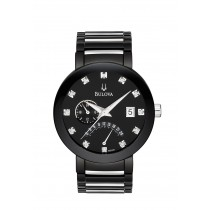 Mens Bulova Diamond Collection