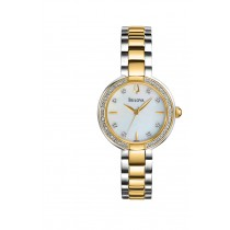 Ladies Bulova Diamond Aracena Collection