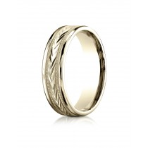 14k yellow gold arrow directional ring